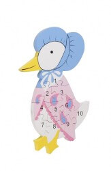 Jemima Puddle-Duck Number Puzzle