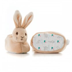 Peter Rabbit Baby's First Booties Set