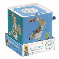 Peter Rabbit - Musical Jack in the Box
