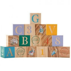 Wooden Picture Blocks