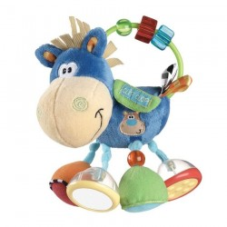 Clip Clop Activity Rattle