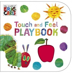 Hungry Caterpillar | Touch and Feel Play Book