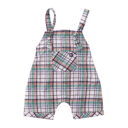 Chequered Overalls