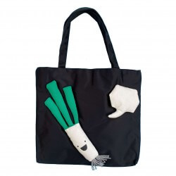 Carry Bag with Spring Onion