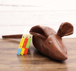 Mouse Book End & Door Stopper