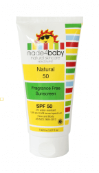 Sunscreen SPF50 - Fragrance Free