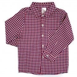 Long Sleeve Shirt Chequered