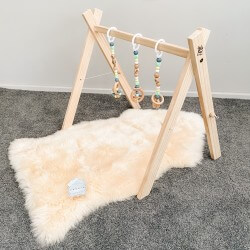 Activity Play Gym - Butter Mint - NZ Made