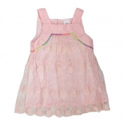 Dress Lacy Pink