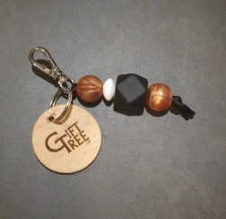 Gift Tree Key Charm Sensory Toy