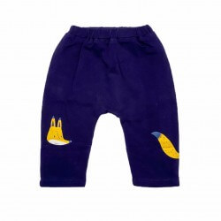 Pants Navy Fox
