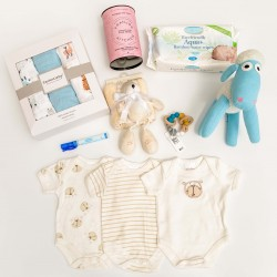 Baby Gift Box Large - Unisex Multi-Size