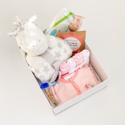 Baby Gift Box Large - Girl Newborn