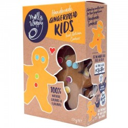 Gingerbread Kids Biscuit Pack